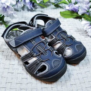 "Sonoma blue/gray ""Gallop"" sandals"